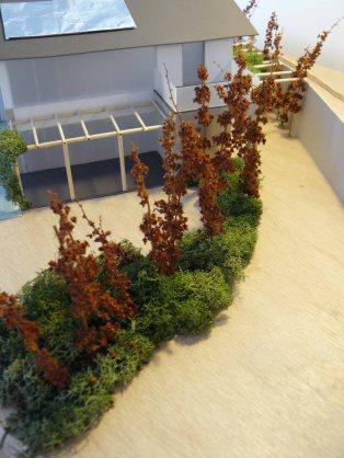 casa sostenible en Catoira