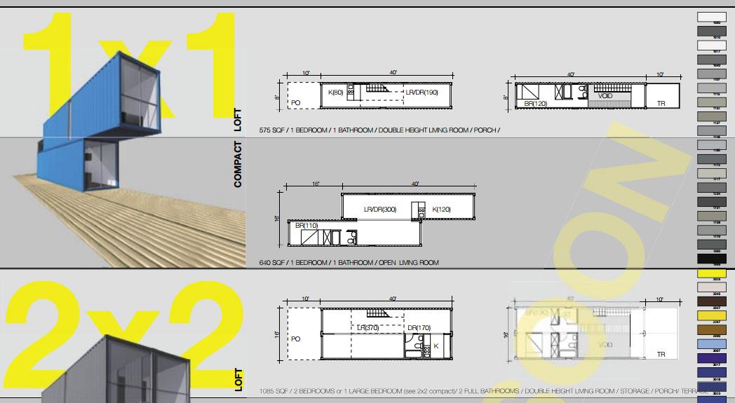 Tu casa con contenedores mar timos mas informaci n ama for Arquitectura contenedores maritimos